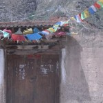 """""""Prayer Flags"""", Tibet (from Lifeslices, 2011)"""